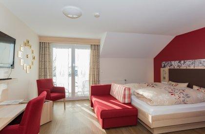 Landpension kohler doppelzimmer p for Komfortzimmer doppelzimmer unterschied